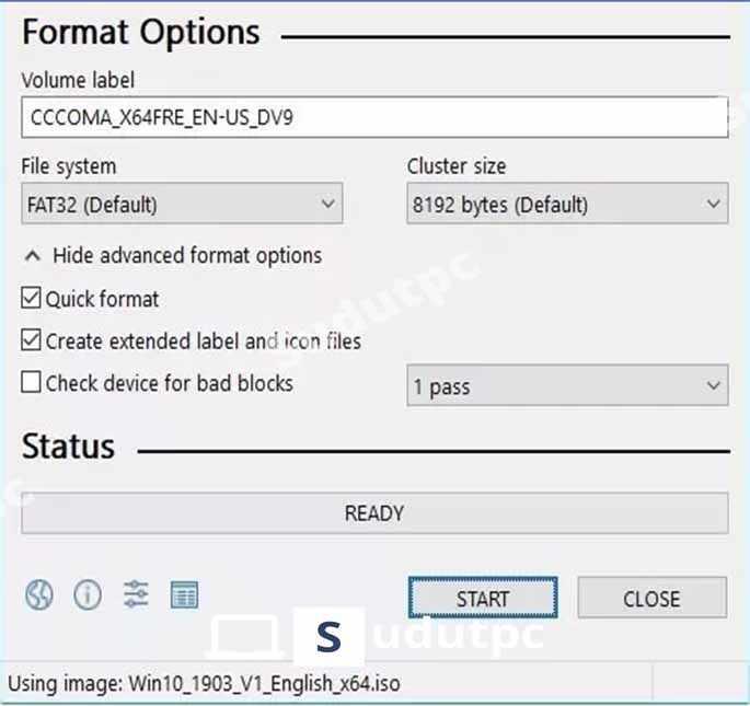 Cara melakukan install Windows 10