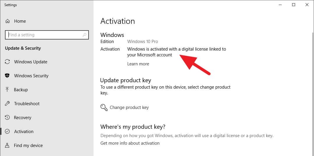 Membedakan Windows 10 asli atau bajakan