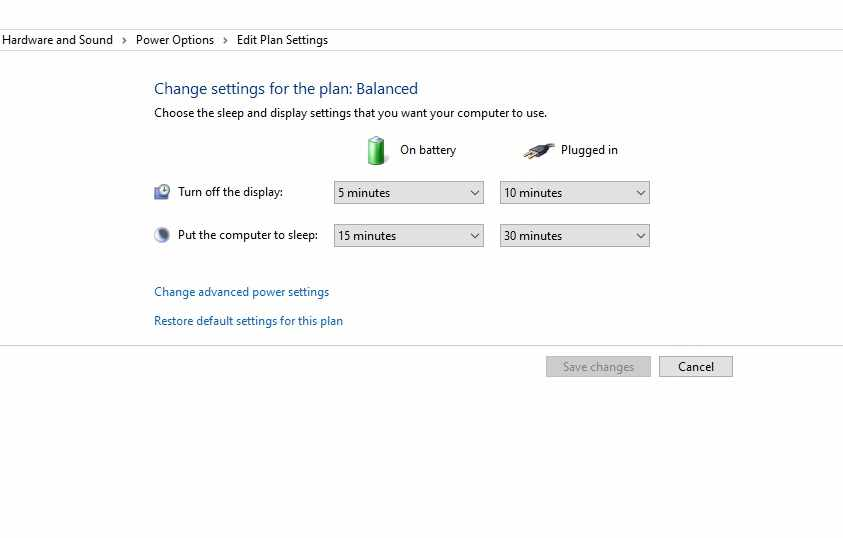 Cara mengatasi baterai laptop yang cepat habis