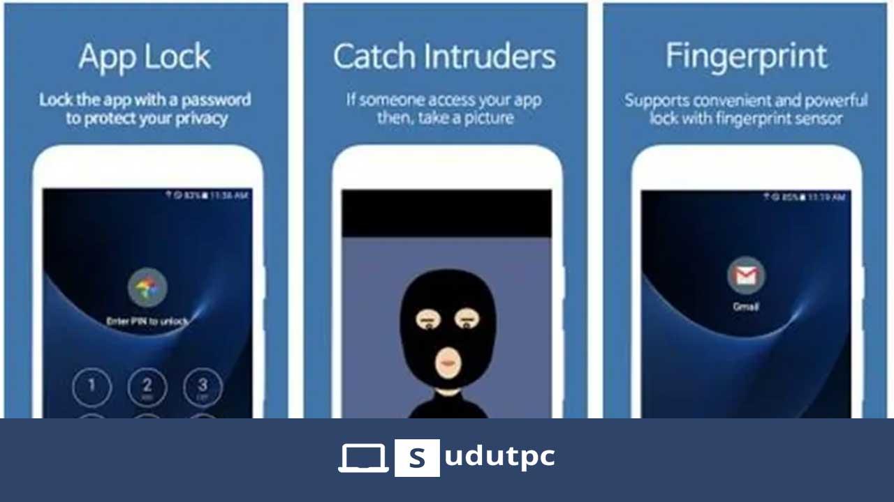 Menyembunyikan aplikasi Android dengan AppLock