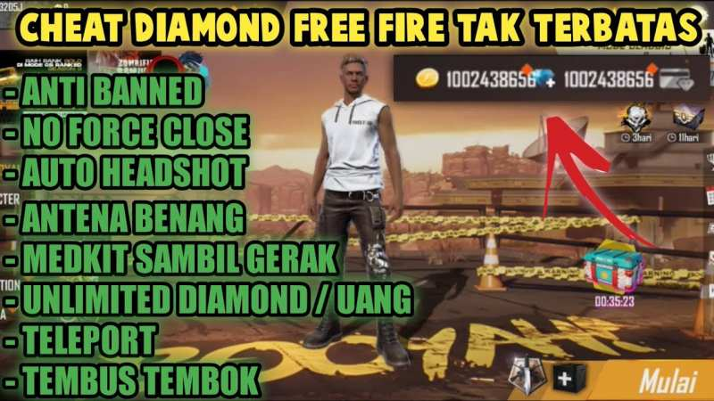 Download Cheat Free Fire