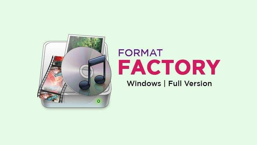 Aplikasi kompres video pc - Format Factory