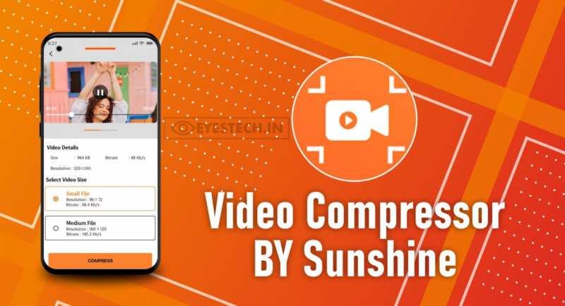 Video Compressor by Sunshine