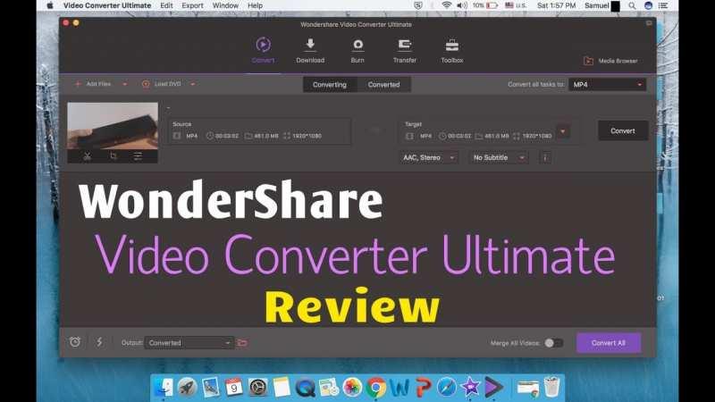 Wondershare Video Converter